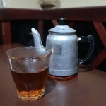 クロープクルア - ハス茶