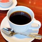カフェ ラ・ボエム - コーヒー(コーヒー300円 +税)
