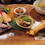 軽井沢のバリ島 エスティバンクラブ - 料理写真: