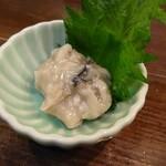 かき小屋袋町 海平商店 - 牡蠣塩麹漬け