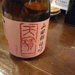かき小屋袋町 海平商店 - 日本酒