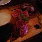 grilled beef winebar zuiji - ズイジーズグリル2人前B(2,280円)