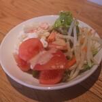 うどん家 ふ和ら - サラダ