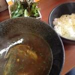 Tenkushinishioka - 手羽先スープカレー
