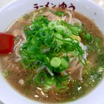 12557645 - しょうゆラーメン700円(税込)2012年4月現在