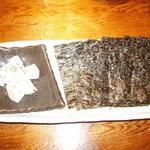 旬菜酒房 彦べえ - 最強のり巻きチーズ(530円)