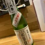 藤沢 日本酒×肉バル 来酒 - ドリンク写真: