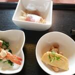 白井 - 料理写真:アンティパスト