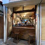 コーヒー ポトホト - お店のアップ