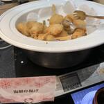 ラーブル - 海鮮串揚げ