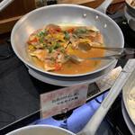 ラーブル - お魚のワイン蒸し マルセイユ風