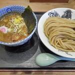 日本の中華そば富田 - 濃厚つけ麺(900円)