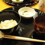 京大和屋 - 御飯