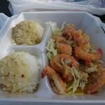 Famous Kahuku Shrimp Truck - 料理写真: