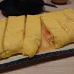 125582150 - 明太子チーズ出汁巻き (780円)