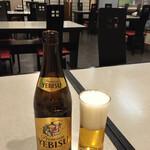 優雅亭 盛山 - ビール