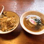 千里 - 料理写真:Bランチセット