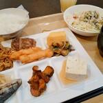 国済寺天然温泉 美肌の湯 お食事処 - 料理写真: