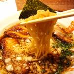ビストロ 翔良 - 麺リフト