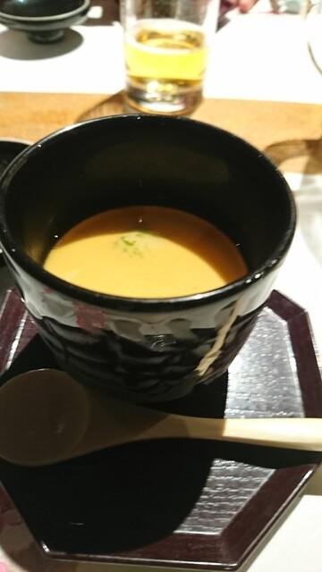 旅籠茶家 かやかや - 2002フォアグラ茶碗蒸し
