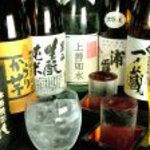 風見鶏 - 秘蔵の日本酒、焼酎です