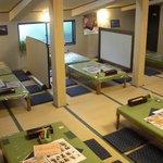 うなぎの旭屋 - お座敷席 4人×10テーブル