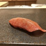 Sushiamami - 本鮪トロの握り