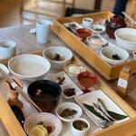 あそらの茶屋 - 御饌の朝かゆ