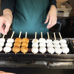 山田五平餅店 -