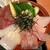 さかなや道場 - 料理写真:「下田港直送鮮魚入り『海鮮丼』」(1,590円)