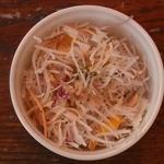 カンパーニャ - ランチのサラダ
