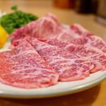 吉田 - ☆リブロース炙り焼(塩)2530円