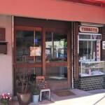 天然酵母パン 味取 - お店の入口