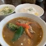 五○堂 - チキン野菜