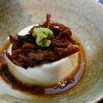 旬鮮居食屋 知花冷凍食品 - じーまーみ豆腐帆立佃煮