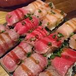 肉寿司&ステーキ食べ放題 肉ギャング -