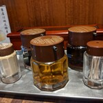 Taikaiken - 卓上調味料