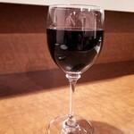 125616507 - ハウスワインの赤