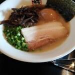 Menyashukateppuu - 味玉本丸
