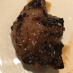和牛焼肉 Beef Factory73 - 中落ちカルビ