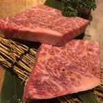 和牛焼肉 Beef Factory73 - ザブトン