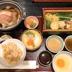 せいろ料理 葵茶屋 - 「水仙」