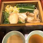 せいろ料理 葵茶屋 - せいろの蒸し野菜