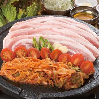 【本場韓国屋台料理】人気料理が選べるコース 飲み放付4,000円
