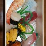 しめ寿司 - 料理写真: