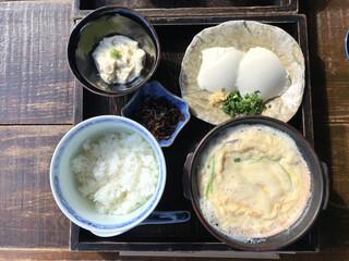 湯葉丼 直吉