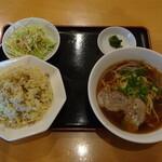 125629111 - ラーメン定食