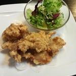 竹琳 - 鶏肉のから揚げ
