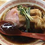 125633896 - 中華そば(竹) 醤油