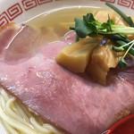 125633899 - 中華そば(竹) 白醤油